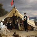 Greenwich Boat Club by Robert Walter Weir