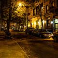 Greenwich Village by M G Whittingham