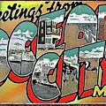 Greetings From Ocean City by Anthony Pelosi