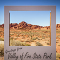 Greetings From Valley Of Fire by Mirko Chianucci