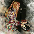 Gregg Allman by Karl Knox Images