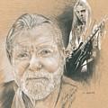 Gregg Allman by Mike Addleton