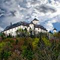 Greifenstein Castle by Anthony Dezenzio