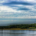 Grenada Lake Panorama by Barry Jones