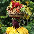 Grenadian Woman by James  Mingo