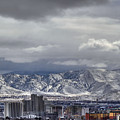 Grey Sunday In Reno by Donna Kennedy