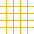 Grid Boxes In White 05-p0171 by Custom Home Fashions
