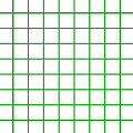 Grid Boxes In White 09-p0171 by Custom Home Fashions