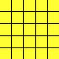 Grid In Black 05-p0171 by Custom Home Fashions