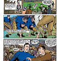 Gridiron The Beginning Page One by Greg Le Duc Ron Randall