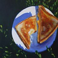Grilled Cheese Picnic by Sarah Vandenbusch