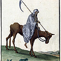 Grim Reaper, 18th Century by Wellcome Images