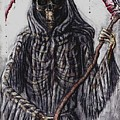 Grim Reaper Colored by Katie Alfonsi