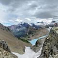 Grinnell Glacier Overlook - Glacier National Park by Bruce Lemons