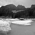 Grinnell Glacier Panorama by Sebastian Musial