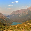 Grinnell Glacier Trail Glacier National Park by Adam Jewell