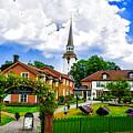 Gripsholms Dardshus by Rick Bragan