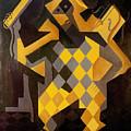 Gris: Harlequin by Granger