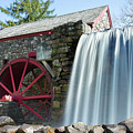 Grist Mill 1 by Brian Hale