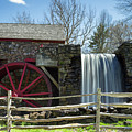 Grist Mill 5 by Brian Hale