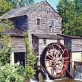 Grist Mill Beauty by D Hackett