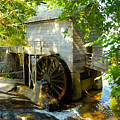 Grist Mill by David Lee Thompson