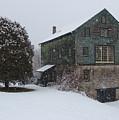 Grist Mill Of Port Hope by Davandra Cribbie