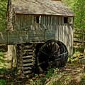 Grist Mill by Sandy Keeton
