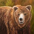 Grizzley by Mary Jo Zorad
