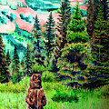 Grizzly Country by Tracy Rose Moyers