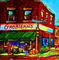 Grosterns Market by Carole Spandau