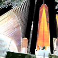 Ground  Zero Freedom Tower Formerly World Trade  Centre Wtc New York Photo Taken On July 4 2015 Usa  by Navin Joshi
