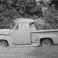 Grounded Pickup by Pharris Art