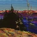 Grouse Mountain by Carolyn Doe