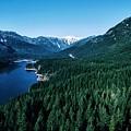 Grouse Mountain by Edgar Lara