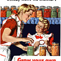 Grow Your Own Can Your Own  by War Is Hell Store