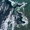 Growing Kapoho Coastline by Christopher Johnson