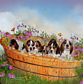 Growing Puppies by Carol Cavalaris