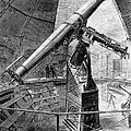 Grubb Refractor Telescope, Vienna, 1881 by Wellcome Images