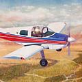 Grumman 1aa-1b  by Douglas Castleman