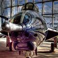 Grumman F9f-8 F-9j Cougar by David Patterson
