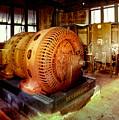 Grunge Motor Generator by Robert G Kernodle