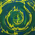 Guacamole Swirl by Preethi Mathialagan