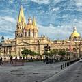 Guadalajara Cathedral by Eunice Gibb