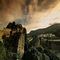 Guadalest by Angel Ciesniarska