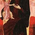 Gualino Madonna by Duccio