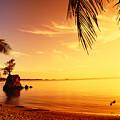 Guam, Agat Bay by Dave Fleetham - Printscapes