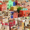 Guanajuato 3, Mexico. by Rob Huntley