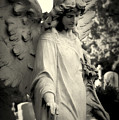 Guardian Angel Watching Over by James DeFazio