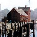 Guardian Of The Harbor by Paul Sachtleben